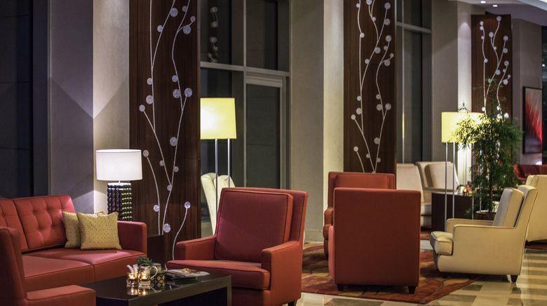 """City Centre Rotana Doha Exterior. Images powered by <a href=""""http://www.leonardo.com"""" target=""""_blank"""" rel=""""noopener"""">Leonardo</a>."""