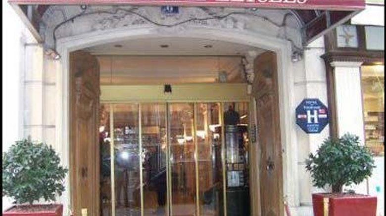 "Hotel Royal Elysees Exterior. Images powered by <a href=""http://www.leonardo.com"" target=""_blank"" rel=""noopener"">Leonardo</a>."