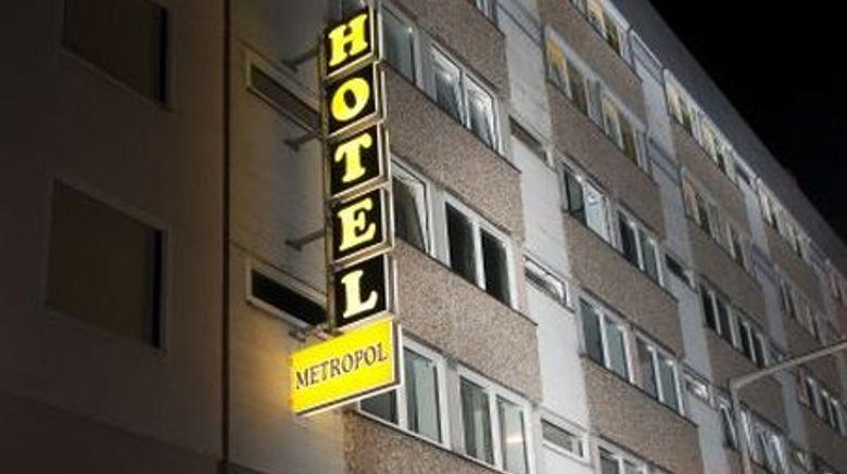 "Hotel Metropol Nue Exterior. Images powered by <a href=""http://www.leonardo.com"" target=""_blank"" rel=""noopener"">Leonardo</a>."