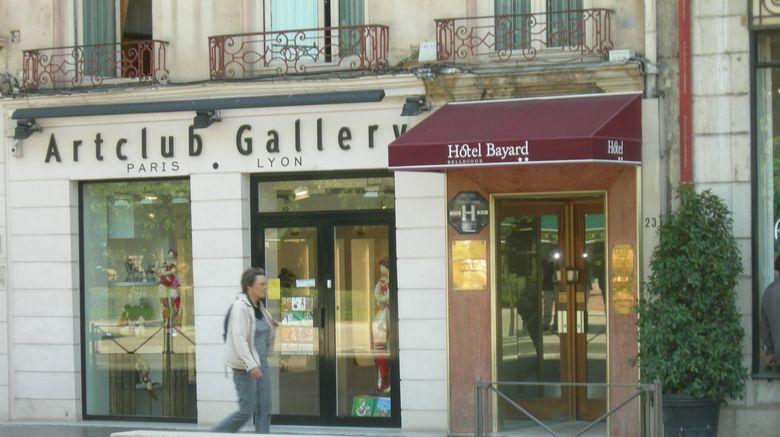 "Hotel Bayard Exterior. Images powered by <a href=""http://www.leonardo.com"" target=""_blank"" rel=""noopener"">Leonardo</a>."