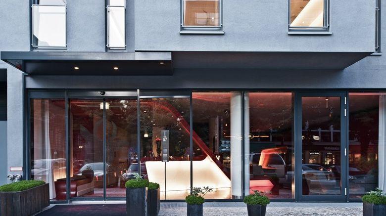 "HOTEL Q! BERLIN Exterior. Images powered by <a href=""http://www.leonardo.com"" target=""_blank"" rel=""noopener"">Leonardo</a>."