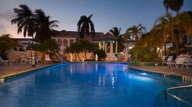 "Caribbean Palm Village Resort Exterior. Images powered by <a href=""http://www.leonardo.com"" target=""_blank"" rel=""noopener"">Leonardo</a>."