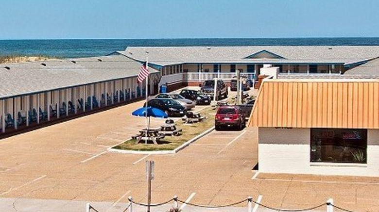 "Dolphin Oceanfront Motel Exterior. Images powered by <a href=""http://www.leonardo.com"" target=""_blank"" rel=""noopener"">Leonardo</a>."