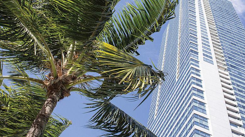 "Four Seasons Hotel Miami Exterior. Images powered by <a href=""http://www.leonardo.com"" target=""_blank"" rel=""noopener"">Leonardo</a>."