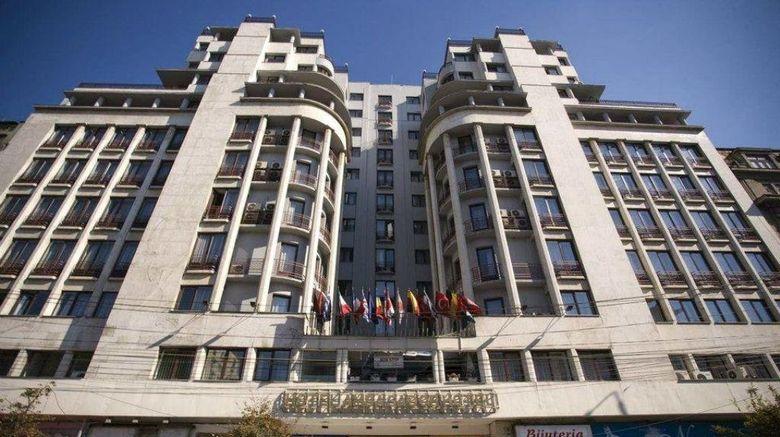 "Ambasador Hotel Exterior. Images powered by <a href=""http://www.leonardo.com"" target=""_blank"" rel=""noopener"">Leonardo</a>."