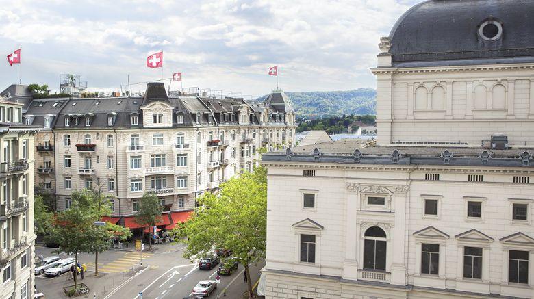 "Ambassador a lOpera Small Luxury Hotel Exterior. Images powered by <a href=""http://www.leonardo.com"" target=""_blank"" rel=""noopener"">Leonardo</a>."