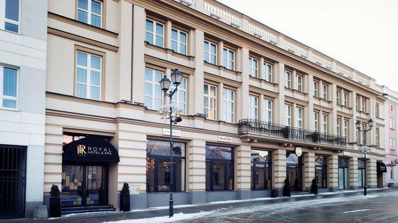 "Royal Hotel and Spa Exterior. Images powered by <a href=""http://www.leonardo.com"" target=""_blank"" rel=""noopener"">Leonardo</a>."