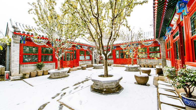 "Beijing Courtyards Exterior. Images powered by <a href=""http://www.leonardo.com"" target=""_blank"" rel=""noopener"">Leonardo</a>."