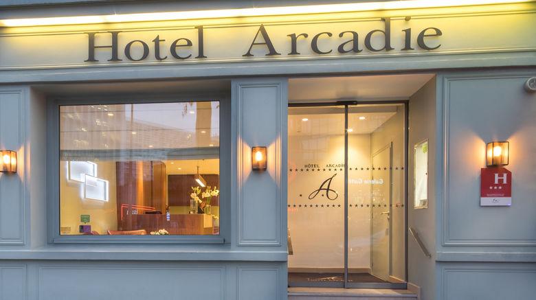 "Arcadie Montparnasse Exterior. Images powered by <a href=""http://www.leonardo.com"" target=""_blank"" rel=""noopener"">Leonardo</a>."