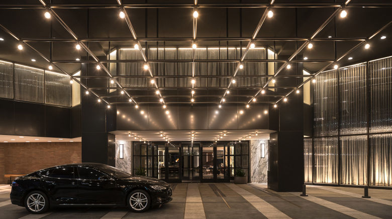 "Four Seasons Hotel Houston Exterior. Images powered by <a href=""http://www.leonardo.com"" target=""_blank"" rel=""noopener"">Leonardo</a>."