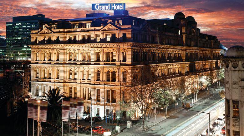 "Quest Grand Hotel Melbourne Exterior. Images powered by <a href=""http://www.leonardo.com"" target=""_blank"" rel=""noopener"">Leonardo</a>."