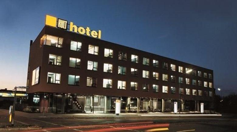 "Kult Hotel Exterior. Images powered by <a href=""http://www.leonardo.com"" target=""_blank"" rel=""noopener"">Leonardo</a>."