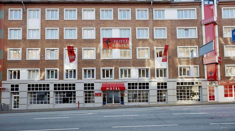 "Hotel Gestus Exterior. Images powered by <a href=""http://www.leonardo.com"" target=""_blank"" rel=""noopener"">Leonardo</a>."