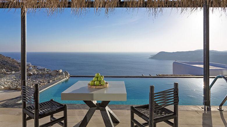 "Myconian Utopia Resort Exterior. Images powered by <a href=""http://www.leonardo.com"" target=""_blank"" rel=""noopener"">Leonardo</a>."