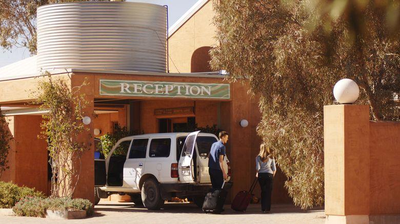 "Mud Hut Motel Exterior. Images powered by <a href=""http://www.leonardo.com"" target=""_blank"" rel=""noopener"">Leonardo</a>."
