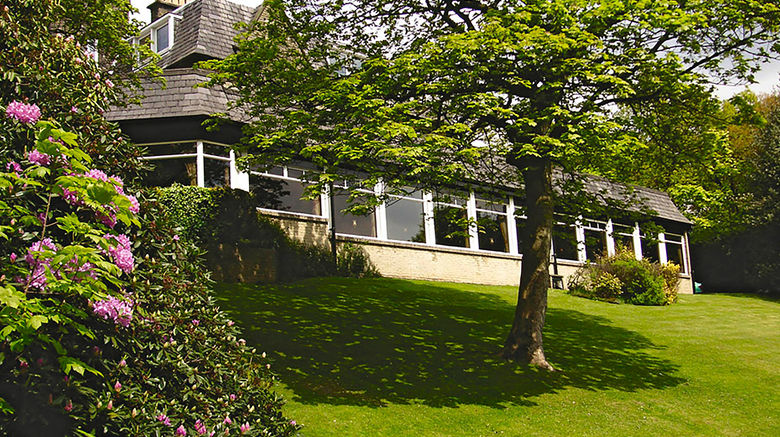 "Mercure Norton Grange Hotel and Spa Exterior. Images powered by <a href=""http://www.leonardo.com"" target=""_blank"" rel=""noopener"">Leonardo</a>."