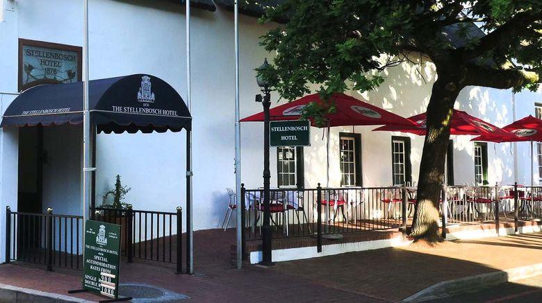 "The Stellenbosch Hotel Exterior. Images powered by <a href=""http://www.leonardo.com"" target=""_blank"" rel=""noopener"">Leonardo</a>."