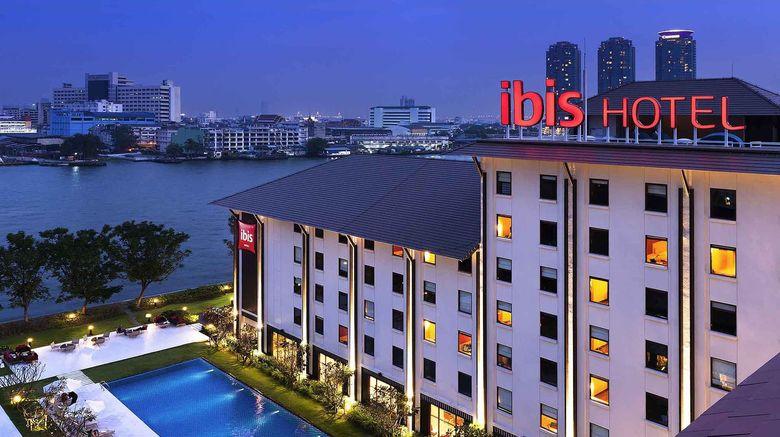 "Hotel Ibis Bangkok Riverside Exterior. Images powered by <a href=""http://www.leonardo.com"" target=""_blank"" rel=""noopener"">Leonardo</a>."