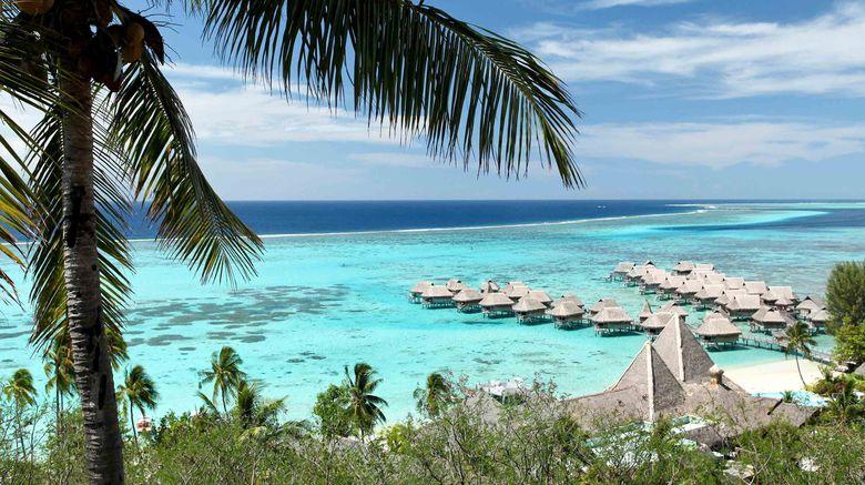 """Sofitel Moorea Ia Ora Beach Resort Exterior. Images powered by <a href=""""http://www.leonardo.com"""" target=""""_blank"""" rel=""""noopener"""">Leonardo</a>."""