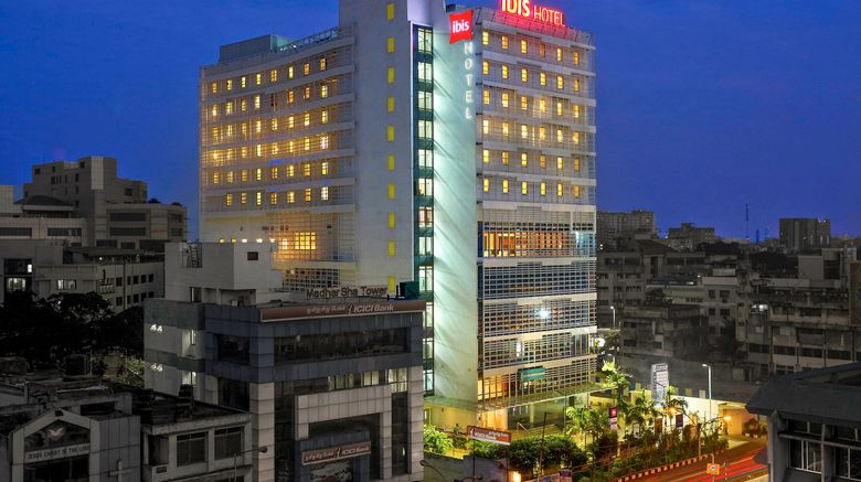 "Ibis Chennai City Center Exterior. Images powered by <a href=""http://www.leonardo.com"" target=""_blank"" rel=""noopener"">Leonardo</a>."
