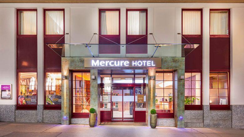 "Mercure Wien Zentrum Exterior. Images powered by <a href=""http://www.leonardo.com"" target=""_blank"" rel=""noopener"">Leonardo</a>."