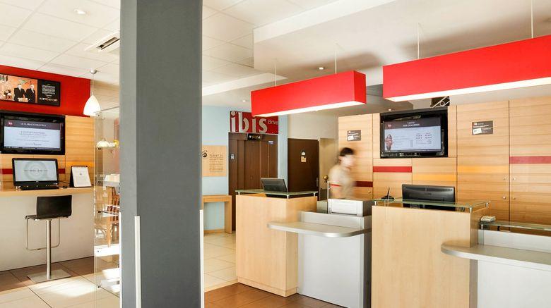 "Ibis Hotel Brive-la-Gaillarde Exterior. Images powered by <a href=""http://www.leonardo.com"" target=""_blank"" rel=""noopener"">Leonardo</a>."