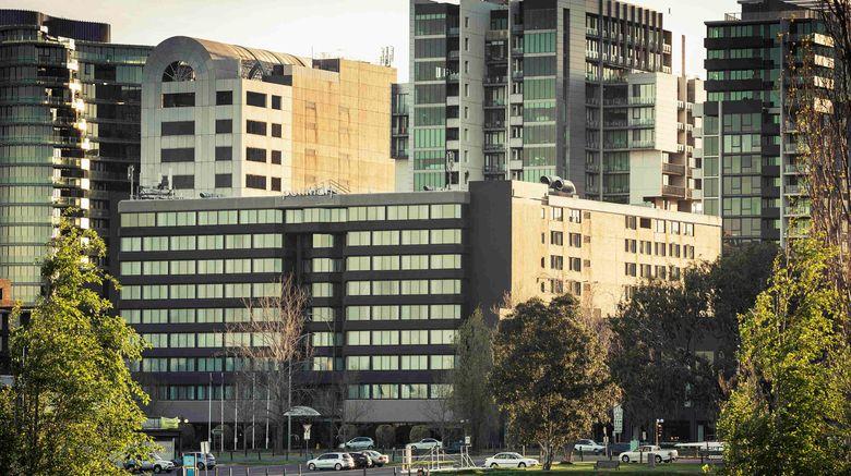"Mercure Melbourne Albert Park Exterior. Images powered by <a href=""http://www.leonardo.com"" target=""_blank"" rel=""noopener"">Leonardo</a>."