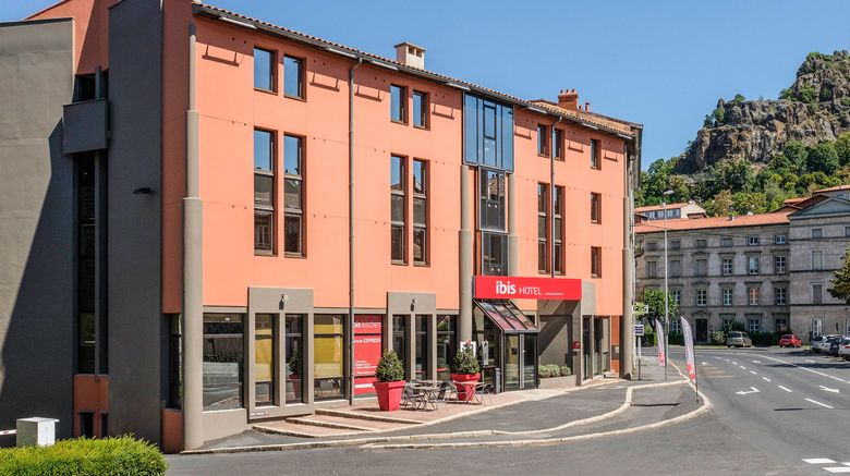"""Ibis Hotel le Puy Exterior. Images powered by <a href=""""http://www.leonardo.com"""" target=""""_blank"""" rel=""""noopener"""">Leonardo</a>."""