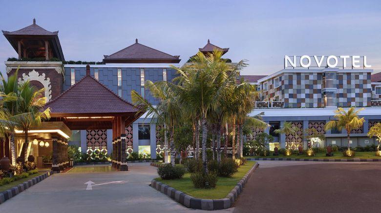 "Novotel Bali Ngurah Rai Airport Exterior. Images powered by <a href=""http://www.leonardo.com"" target=""_blank"" rel=""noopener"">Leonardo</a>."