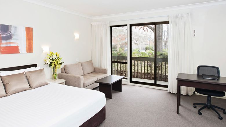 """Tall Trees Canberra Hotel  and  Motel Exterior. Images powered by <a href=""""http://www.leonardo.com"""" target=""""_blank"""" rel=""""noopener"""">Leonardo</a>."""