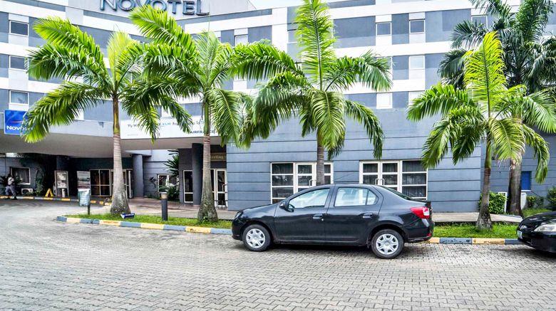 "Novotel Port Harcourt Exterior. Images powered by <a href=""http://www.leonardo.com"" target=""_blank"" rel=""noopener"">Leonardo</a>."