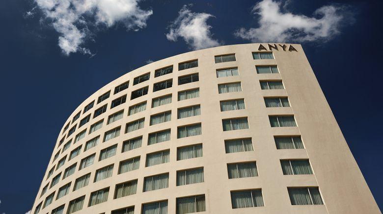 "Anya Gurgaon, a Design Hotel Exterior. Images powered by <a href=""http://www.leonardo.com"" target=""_blank"" rel=""noopener"">Leonardo</a>."