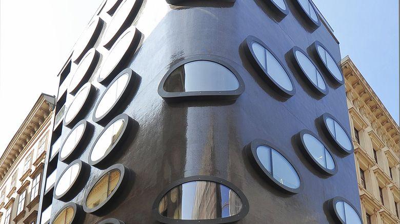 "Hotel Topazz Exterior. Images powered by <a href=""http://www.leonardo.com"" target=""_blank"" rel=""noopener"">Leonardo</a>."