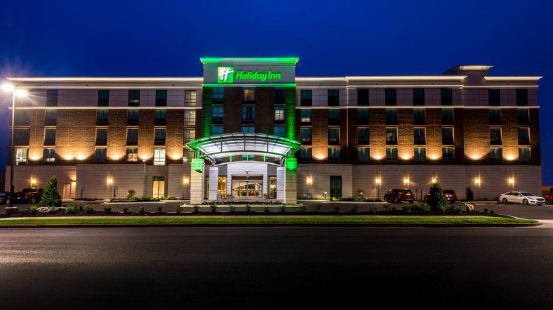 "Holiday Inn Paducah Riverfront Exterior. Images powered by <a href=""http://www.leonardo.com"" target=""_blank"" rel=""noopener"">Leonardo</a>."