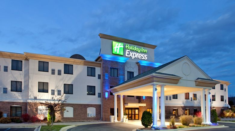 """Holiday Inn Express  and  Suites Rolla Exterior. Images powered by <a href=""""http://www.leonardo.com"""" target=""""_blank"""" rel=""""noopener"""">Leonardo</a>."""