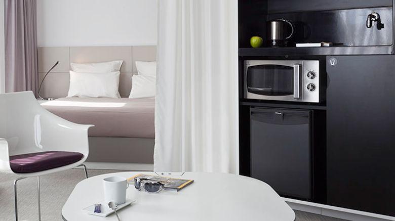 "Novotel Suites Paris Issy les Molineaux Exterior. Images powered by <a href=""http://www.leonardo.com"" target=""_blank"" rel=""noopener"">Leonardo</a>."