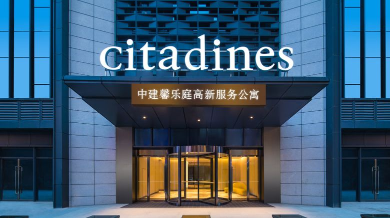 "Citadines Gaoxin Xian Exterior. Images powered by <a href=""http://www.leonardo.com"" target=""_blank"" rel=""noopener"">Leonardo</a>."