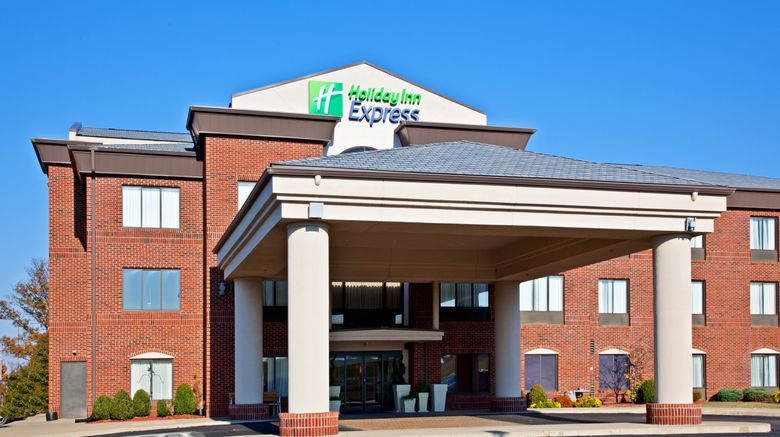 """Holiday Inn Express  and  Suites Shelbyville Exterior. Images powered by <a href=""""http://www.leonardo.com"""" target=""""_blank"""" rel=""""noopener"""">Leonardo</a>."""