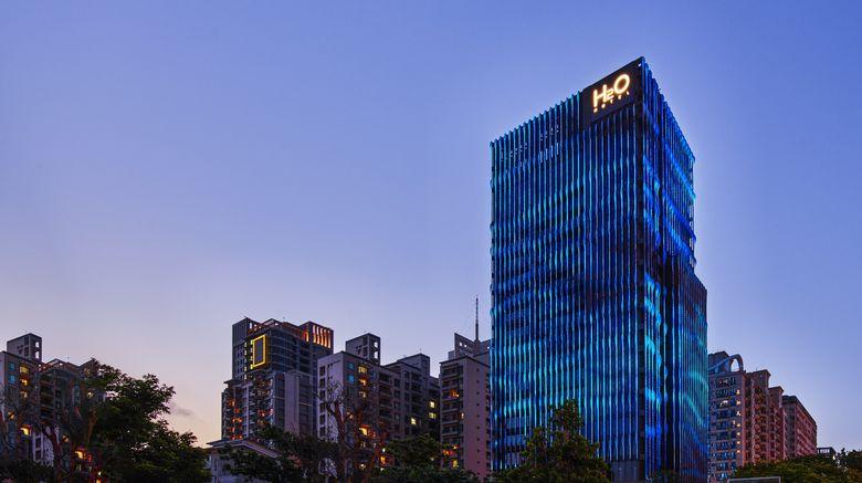 "H2O Hotel Kaohsiung Exterior. Images powered by <a href=""http://www.leonardo.com"" target=""_blank"" rel=""noopener"">Leonardo</a>."