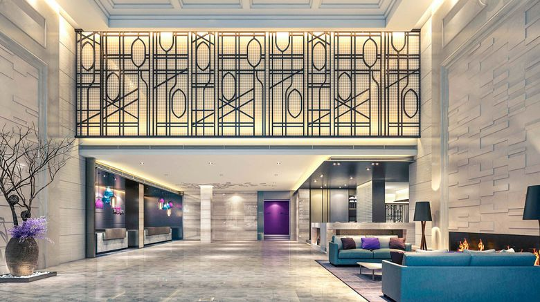 "Mercure Shanghai Hongqiao Airport Hotel Exterior. Images powered by <a href=""http://www.leonardo.com"" target=""_blank"" rel=""noopener"">Leonardo</a>."