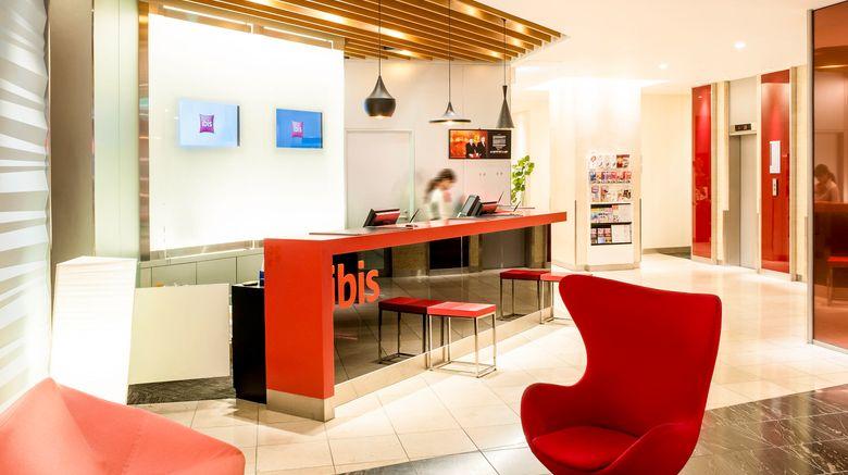 "Ibis Hotel Tokyo Exterior. Images powered by <a href=""http://www.leonardo.com"" target=""_blank"" rel=""noopener"">Leonardo</a>."
