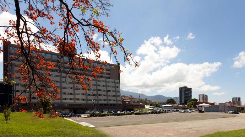 "Crowne Plaza Hotel San Jose Corobici Exterior. Images powered by <a href=""http://www.leonardo.com"" target=""_blank"" rel=""noopener"">Leonardo</a>."