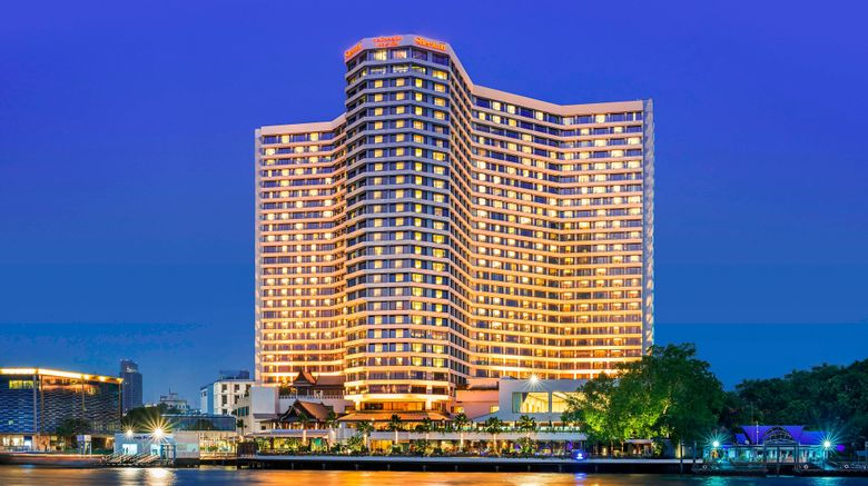 """Royal Orchid Sheraton Hotel  and  Towers Exterior. Images powered by <a href=""""http://www.leonardo.com"""" target=""""_blank"""" rel=""""noopener"""">Leonardo</a>."""