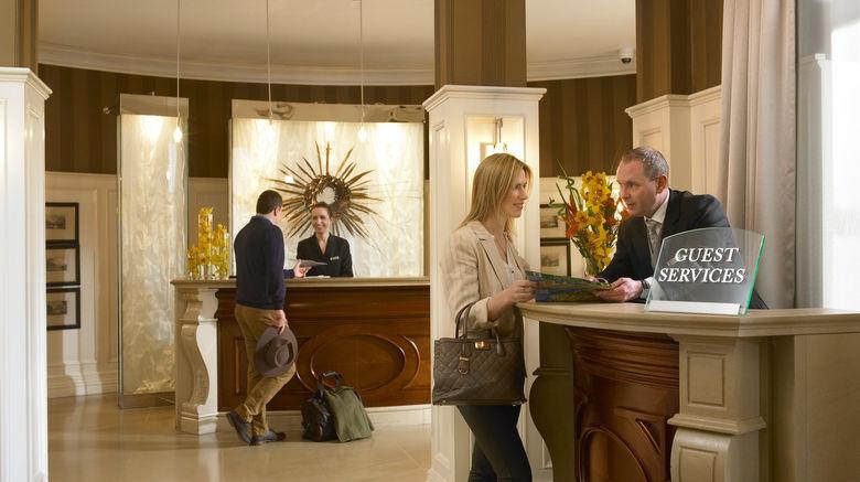 "Killarney Park Hotel Exterior. Images powered by <a href=""http://www.leonardo.com"" target=""_blank"" rel=""noopener"">Leonardo</a>."