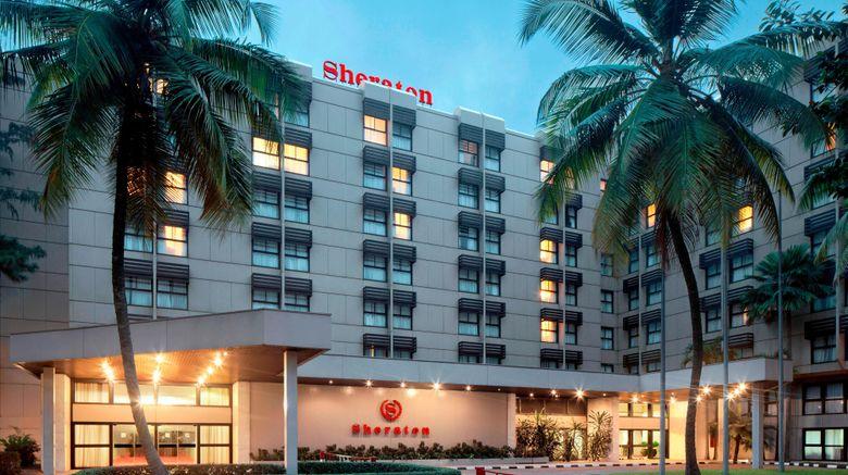 "Sheraton Lagos Hotel Exterior. Images powered by <a href=""http://www.leonardo.com"" target=""_blank"" rel=""noopener"">Leonardo</a>."