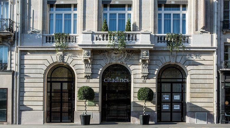 "Citadines St Germain des Pres Paris Exterior. Images powered by <a href=""http://www.leonardo.com"" target=""_blank"" rel=""noopener"">Leonardo</a>."