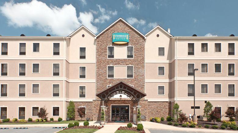 "Staybridge Suites Bentonville Exterior. Images powered by <a href=""http://www.leonardo.com"" target=""_blank"" rel=""noopener"">Leonardo</a>."