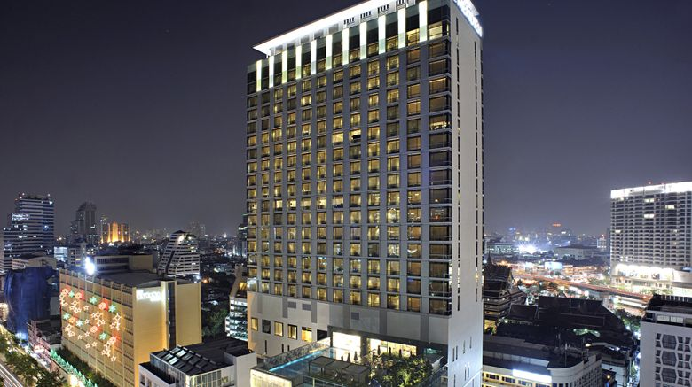 "Le Meridien Bangkok Exterior. Images powered by <a href=""http://www.leonardo.com"" target=""_blank"" rel=""noopener"">Leonardo</a>."