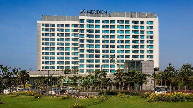 "Le Meridien Gurgaon Delhi NCR Exterior. Images powered by <a href=""http://www.leonardo.com"" target=""_blank"" rel=""noopener"">Leonardo</a>."