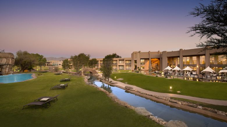 """Windhoek Country Club Resort  and  Casino Exterior. Images powered by <a href=""""http://www.leonardo.com"""" target=""""_blank"""" rel=""""noopener"""">Leonardo</a>."""